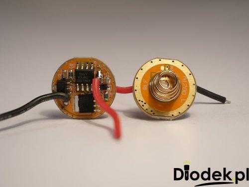 Sterownik do latarki BLF / Astrolux