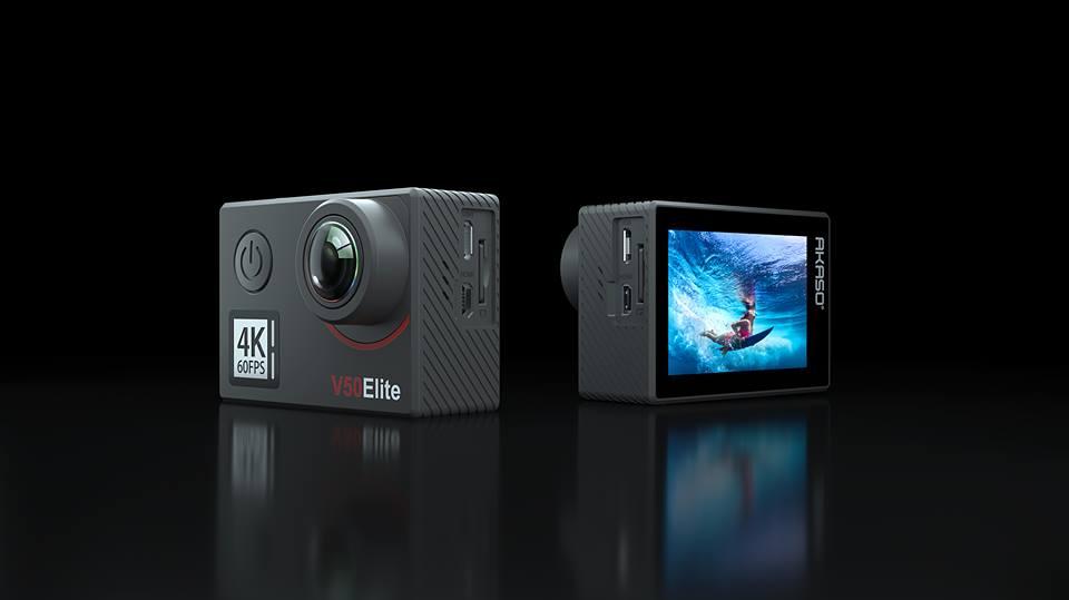 kamera sportowa akaso v50 elite